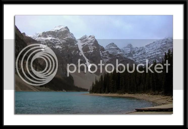Picture of Moraine Lake, Alberta, Canada by Arun Shanbhag