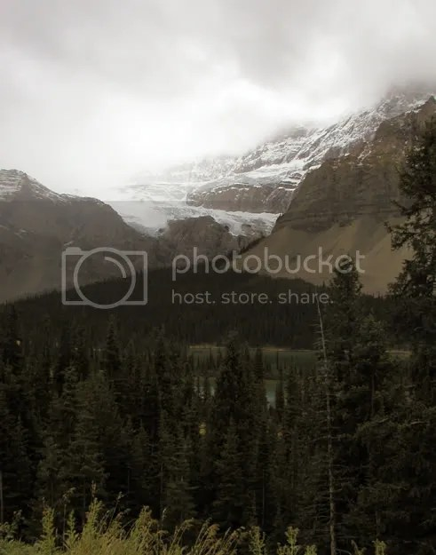 Pics of the Crowfoot Glacier near Banff, Canada by Arun Shanbhag