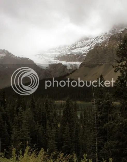 Pics of the Crowfoot Glacier near Banff, Canada by Arun Shanbhag