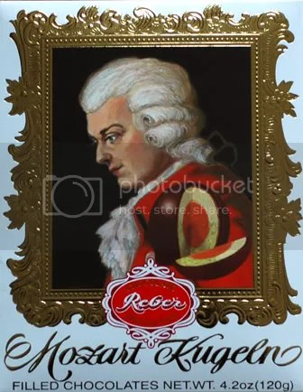 Celebrating Mozart Kugeln by Arun Shanbhag