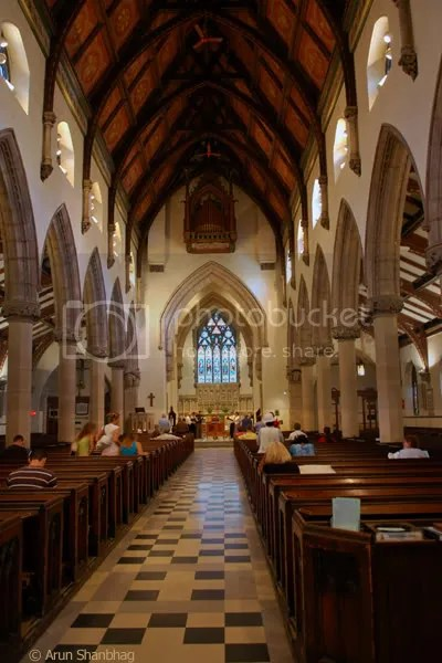 Christ Church Cathedral in Montreal pics by Arun Shanbhag