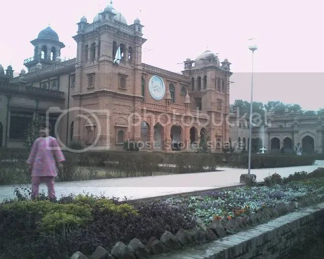Islamia College Main Block - Being Renovated