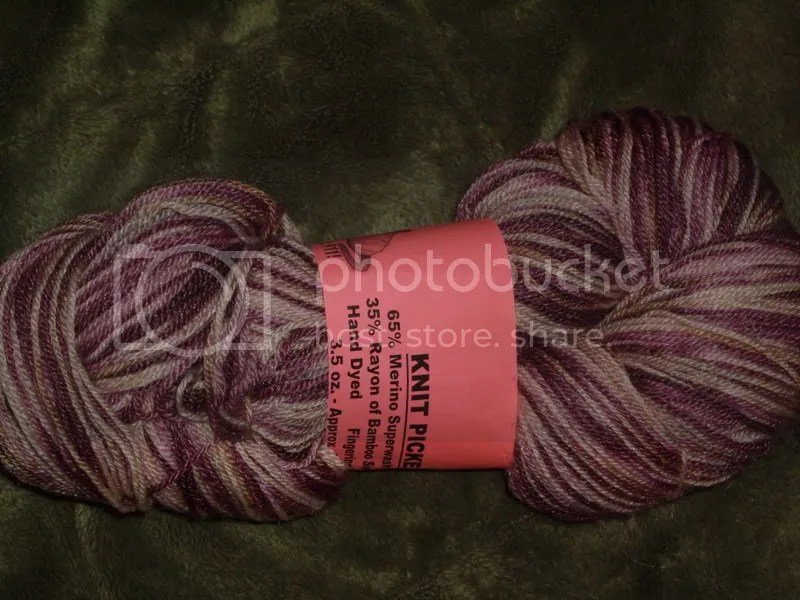 Sock Yarn Love