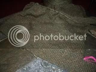 A pile of tweed