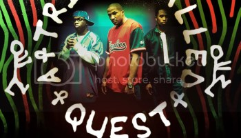 A Socceroo Fans Hip Hop Therapy: A Tribe Called Quest