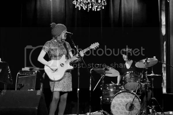 Playing Live in Chicago in Jan. '09.