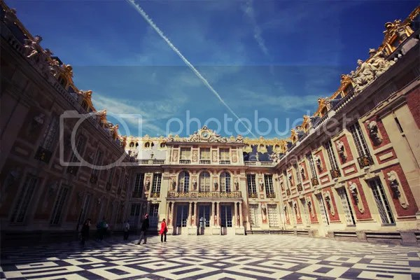While in Versailles - some thoughts on photography