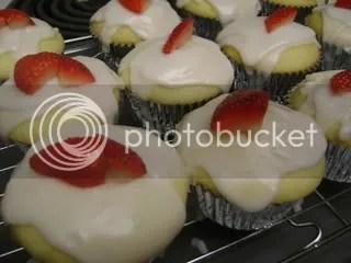 Lemon Berry Mascarpone Layer Cake