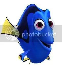 Dory – Finding Nemo