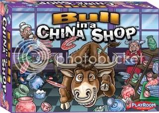 Bullin a China Shop