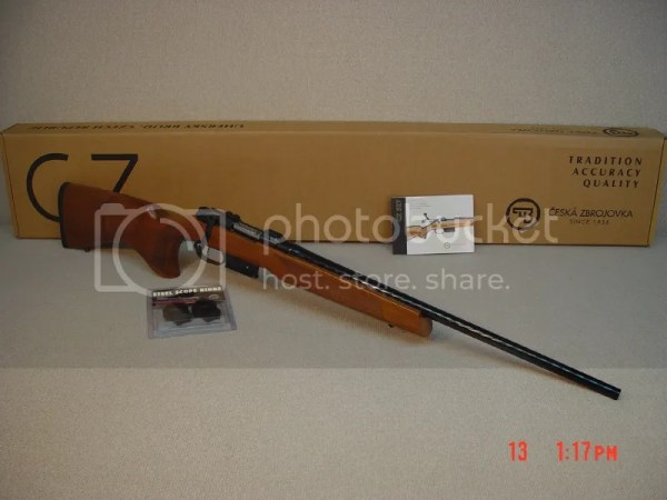 CZ 527 Royal RimfireCentralcom Forums