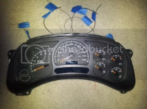2002 chevy truck cluster pinout  LS1TECH  Camaro and