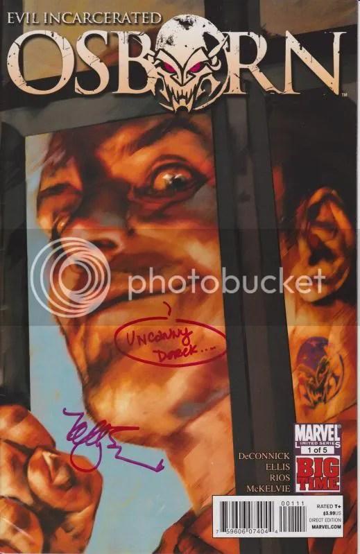 Osborn Signed