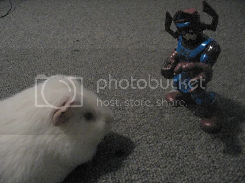 Greg Versus Galactus