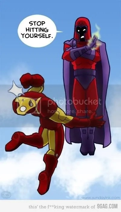Iron Man, Magneto