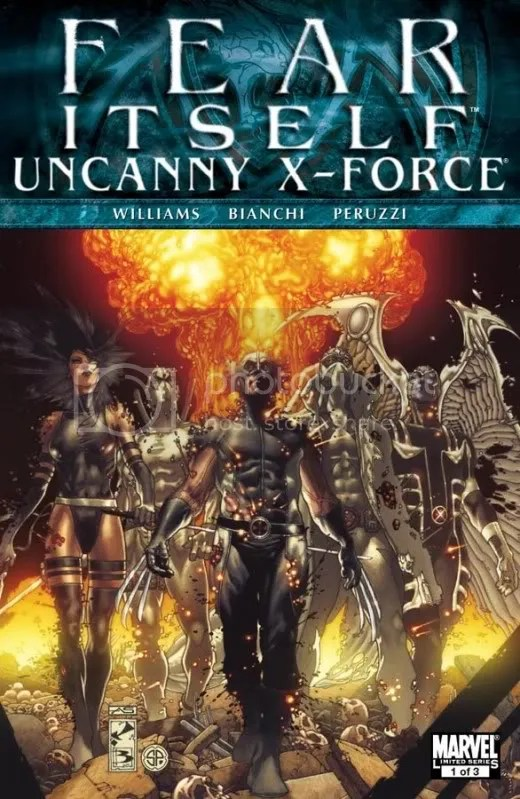 Fear Itself Uncanny X-Force
