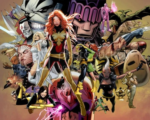 Greg Land Uncanny X-Men