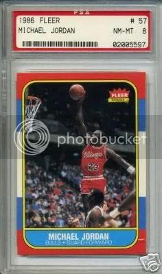 How To Spot A Fake Michael Jordan 86 87 Fleer Rookie