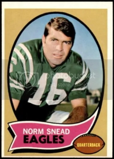 Card of the Day: Norm Snead 1970 Topps #115