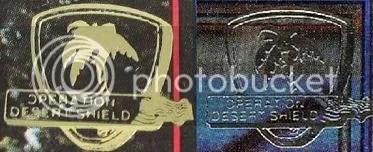 How To Spot Fake 1991 Topps Desert Shield Cards (1/2)