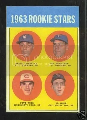 Q A Does This 1963 Topps 537 Pete Rose Rc Look Fake