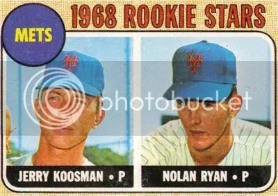 Q A How Do I Tell If A Nolan Ryan Rookie Is A Reprint