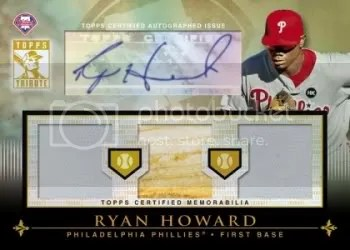 2010 Topps Tribute Baseball Preview | Sports Card Info