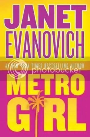 Metro Girl Cover