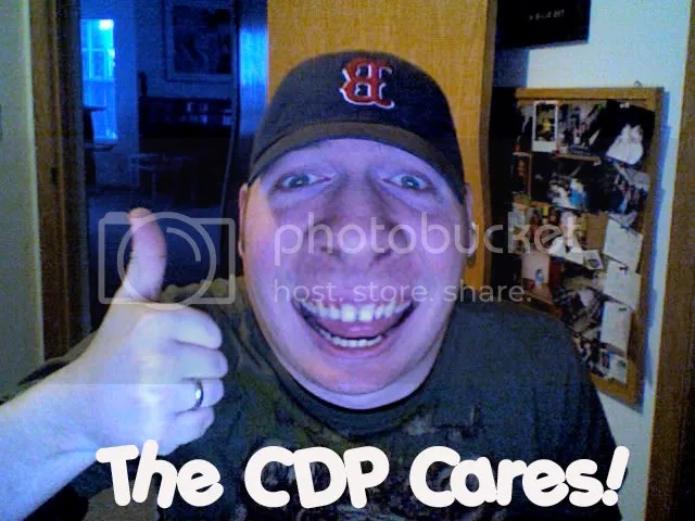 The CDP Cares!