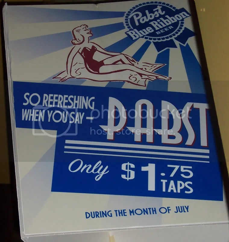 PBR. A Wisconsin Tradition.
