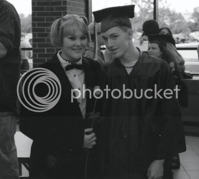 High School Graduation.