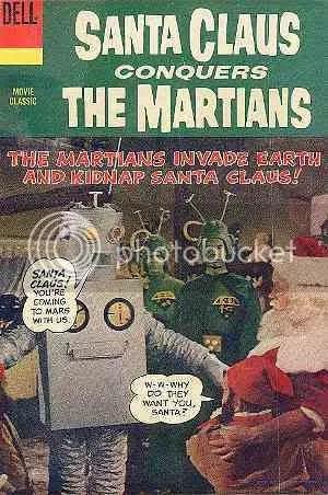 Santa Claus Conquers The Martians.
