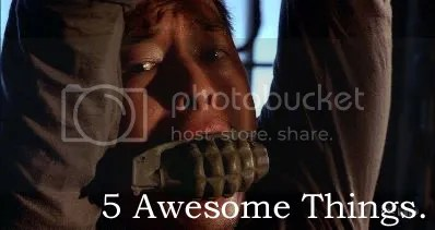5 Awesome Things!