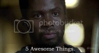 5 Awesome Things.