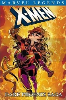 Hear me X-Men! No longer am I the woman you knew! I am fire! And LIFE INCARNATE! Now and forever -- I AM PHOENIX!