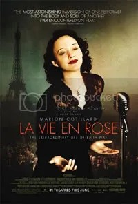 This review goes out to all you big Edith Piaf fans.