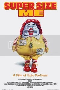 Ronald had to go on the Subway diet to lose the pounds. Ironic!