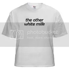 the other white milk