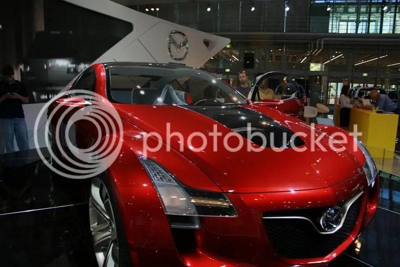 Mazda's Concept Car