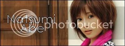 Natsumi Abe (安倍なつみ)