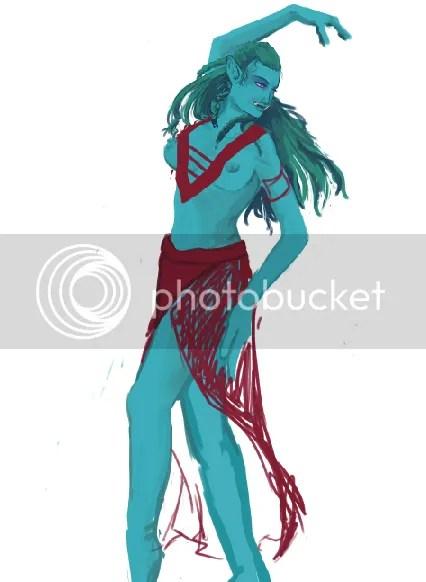 Safya Dancing