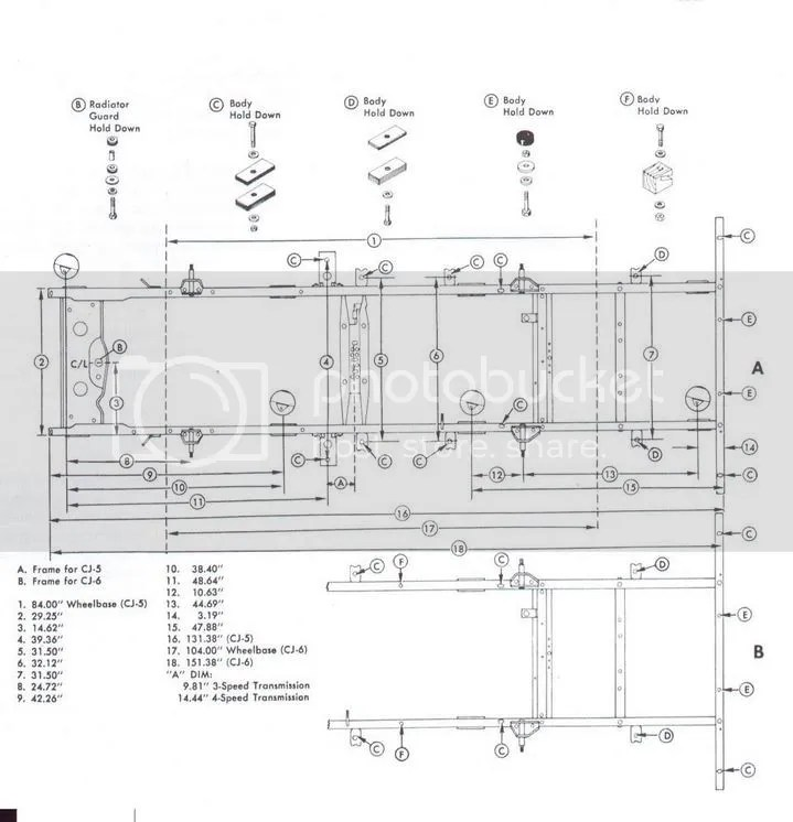 yj frame dimensions | amtframe.org tj frame diagram wood door frame diagram