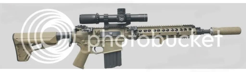 KAC M110C SASS