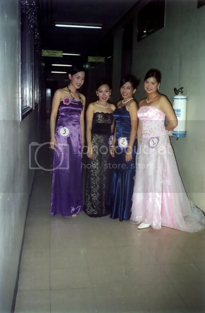 Angela, Che, Me, and Yen