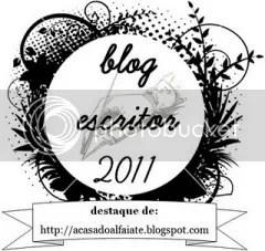 Blog Escritor 2011