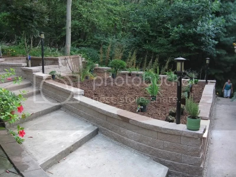 VWVortex.com - Need Ideas for Non-Grass Area Rock garden ... on Non Grass Backyard Ideas  id=99398
