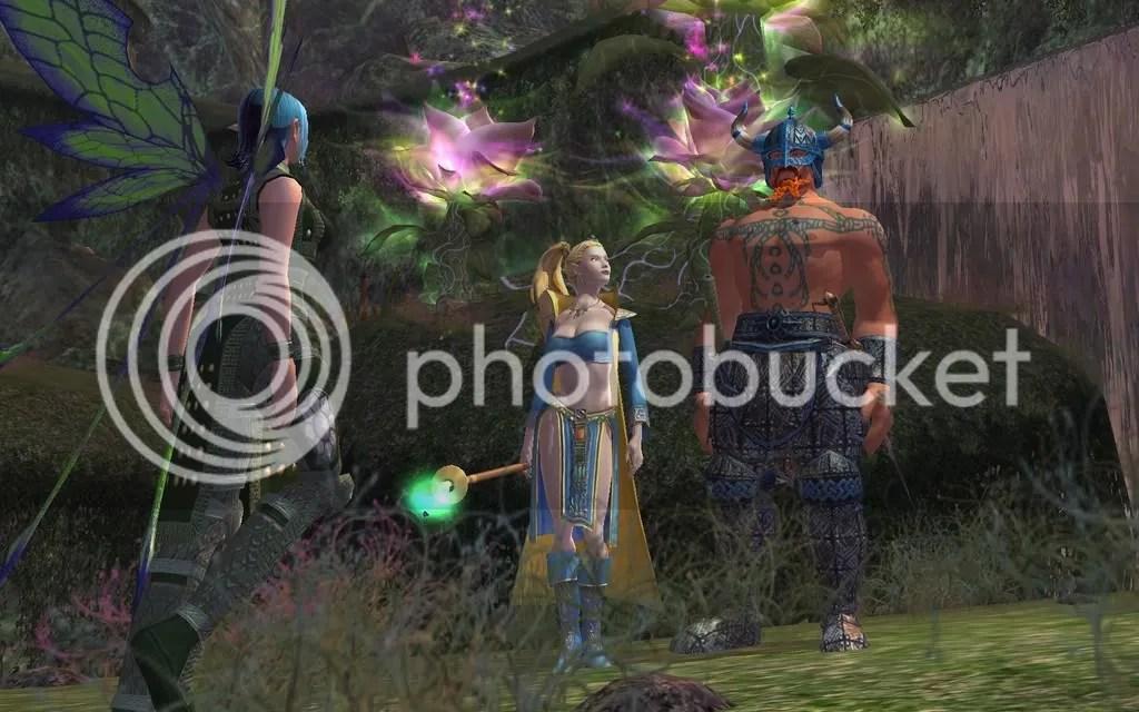 Beoromir and his girl Firiona Vie