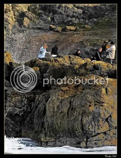 Trow Rocks, South Shields