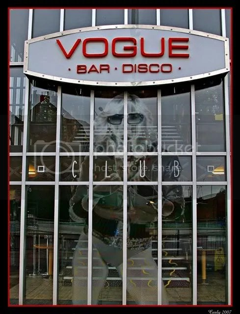 Vogue nightclub, South Shields