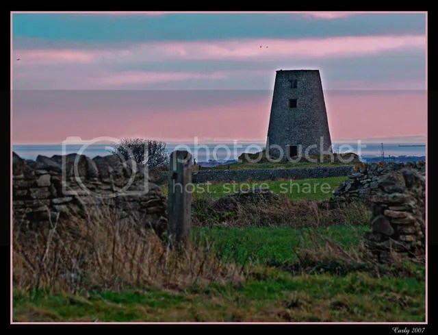 Cleadon mill, South Shields